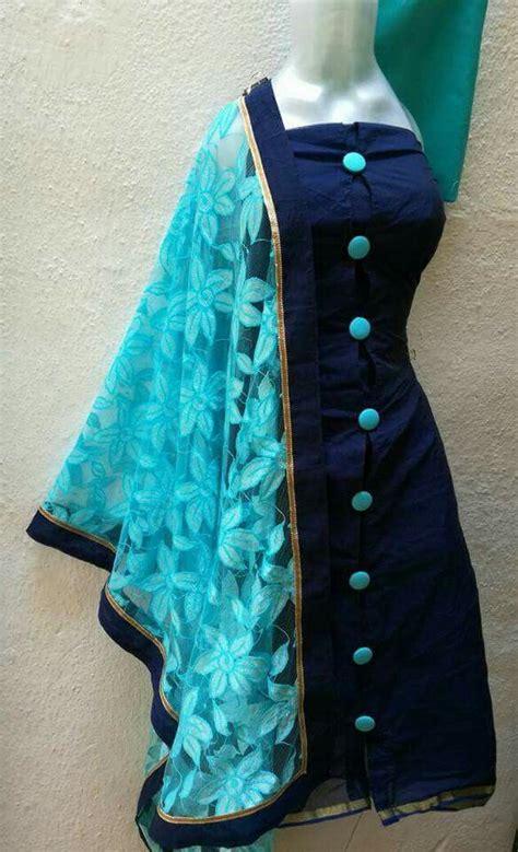 dress neck designs image  kavitha menon  punjabi suit
