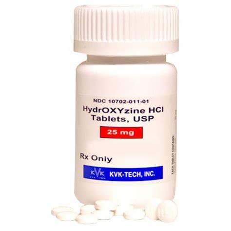 Hydroxyzine Detox by Hydroxyzine Antidepressant Opensourcehealth