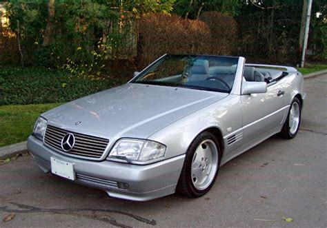 1990 mercedes 500sl gentry automobiles