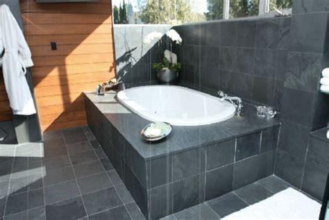 black slate bathrooms 17 best images about ideas for guest bathroom w black slate floor on pinterest