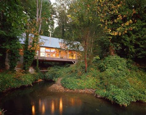 house over water the bridge house over troubled water modern architecture