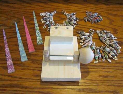 How To Make A Paper Bead Roller - paper bead roller v3 simple controlled by masonmealsmore