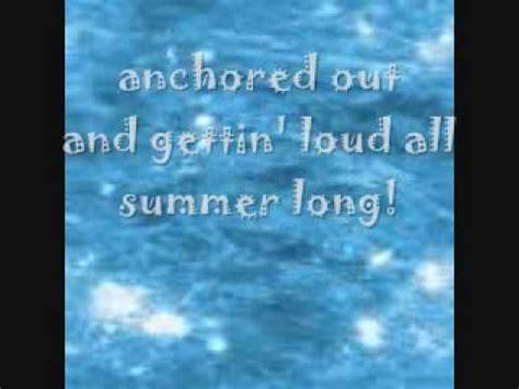 yacht club lyrics redneck yacht club by craig morgan youtube