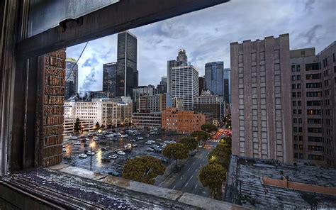 la ciudad con ventanas los 193 ngeles fuera de la ventana fondos de pantalla hd ciudades en el mundo para su pc de