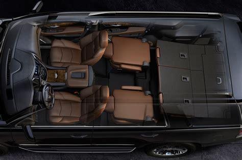 cadillac jeep interior 2015 cadillac escalade luxury suv truckin