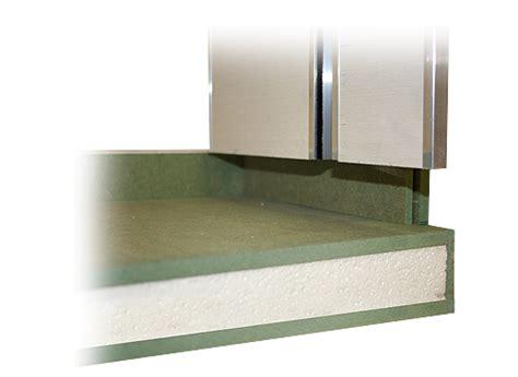 davanzale in alluminio sottobancali coibentati per finestra alpacom s r l
