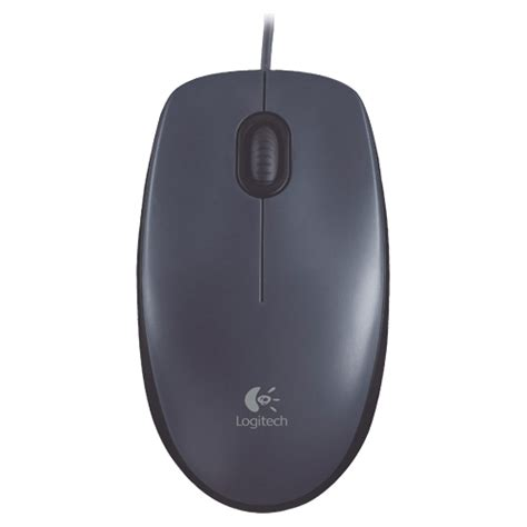 Mouse Logitech Usb M100 logitech m100 usb optical mouse 910 001648 charcoal