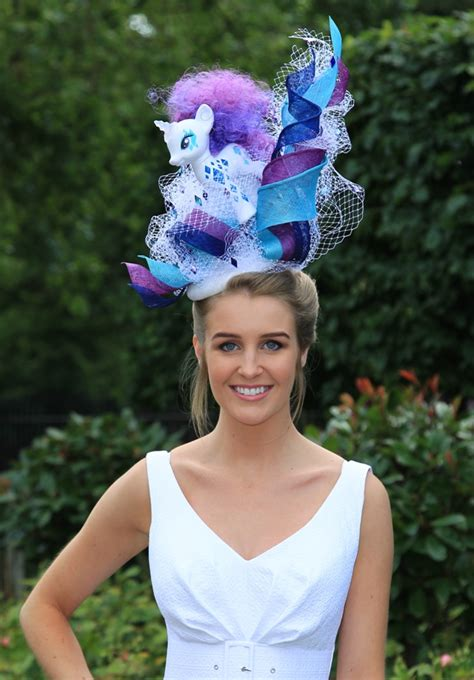 royal ascot hats the 13 craziest hats from royal ascot 2015