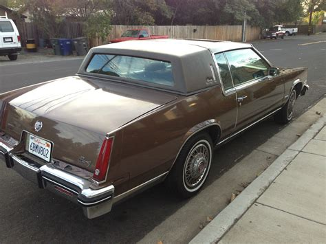 Cadillac 2 Door by 1982 Cadillac Eldorado Biarritz Coupe 2 Door 4 1l