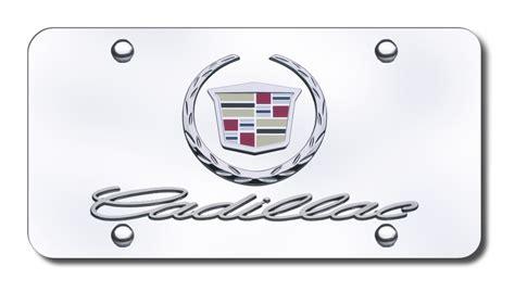 Cadillac Vanity Plates cadillac license plates vanity logo tags