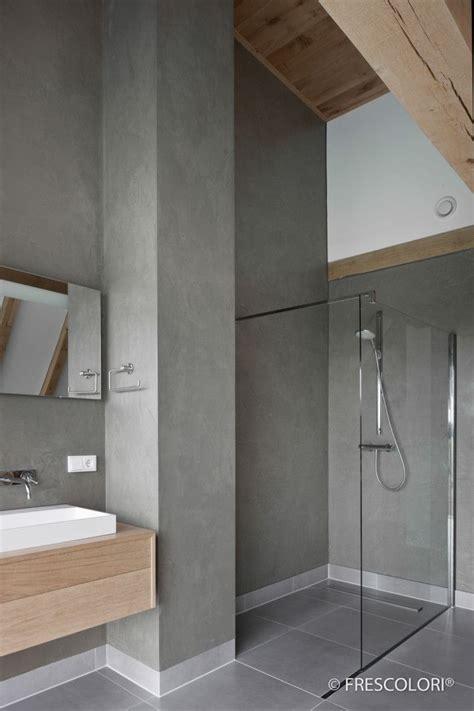 Badezimmer Fliesen Beton by Die 25 Besten Ideen Zu Beton Badezimmer Auf