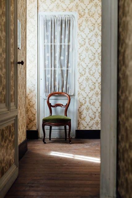 Classic Wallpaper For Hallways | hallway in vintage wallpaper hallway ideas