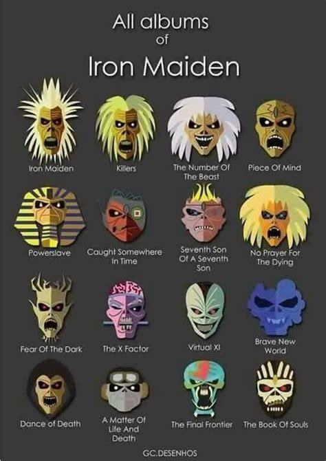 iron maiden best album 25 best ideas about iron maiden on iron