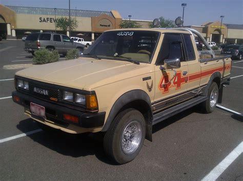 nissan datsun 1984 1984 nissan datsun 720 pickup generation high output