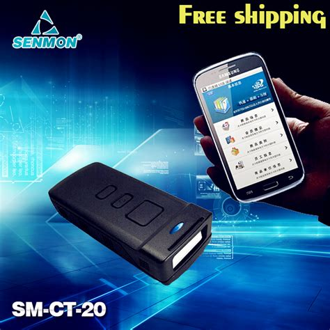 bar scanner for android aliexpress buy new mini pocket sized bluetooth mobile laser barcode reader code bar