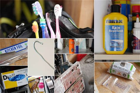 essential household items 15 essential household item hacks for mountain bikers mbr