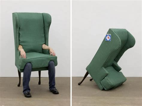 human armchair disguise come sit on technabob