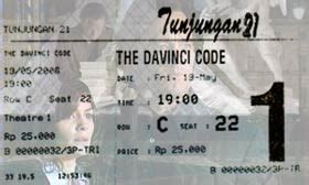 Jam Davinci Code menelusuri misteri cawan suci hingga menit terakhir