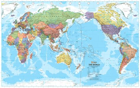 map world map of world australia 187 travel