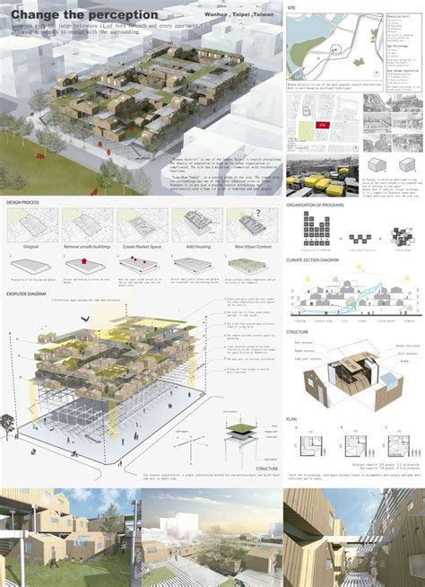 architecture design presentation layout architecture presentation board tips first in architecture