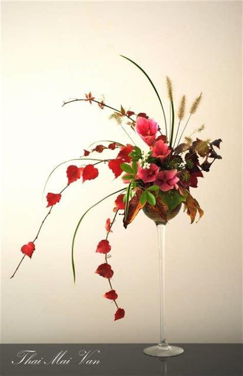 pattern arrangement in art style libre quot jiyuka quot art floral ikebana floresta