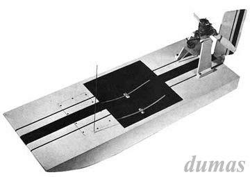 swamp buggy air boat mm traebyggsats