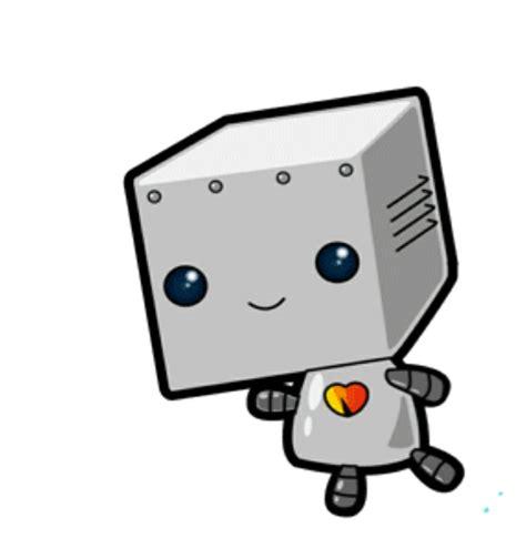 imagenes de robots kawaii voy a robots robot tumblr cute kawaii little grey gris