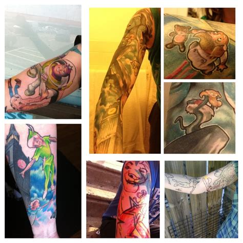 king pete tattoo my in progress coverup by tim pangburn from