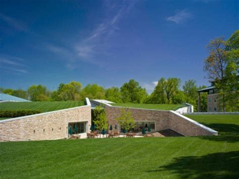 Eco Friendly House by En Detalle Techos Verdes Plataforma Arquitectura