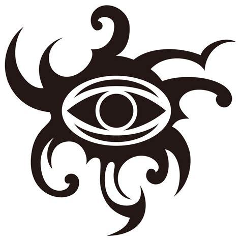 tribal designed gorgon s eye by takihisa on deviantart