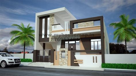 Free Online Home Elevation Design modern elevation design of residential buildings house