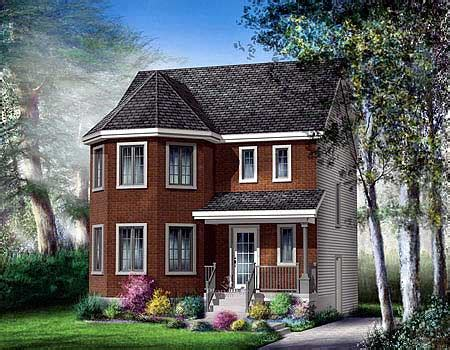 two story victorian house plans narrow lot 2 story victorian house plan 80757pm 2nd floor master suite cad