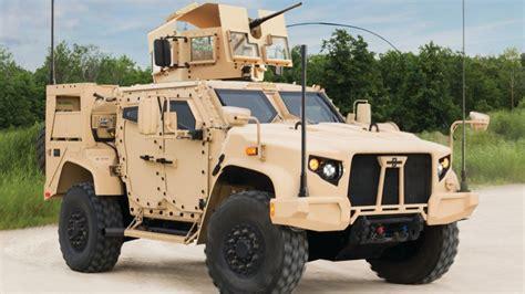 Hummer Husky Army dod awards 6 7 billion to oshkosh for humvee replacement