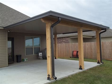 Patio Covers Patio Cover Wood
