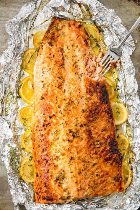 easy baked salmon fillet recipe how to bake salmon