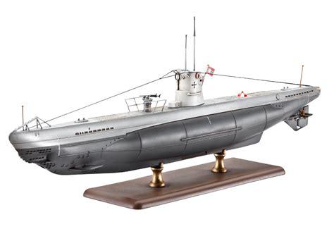 revell type iib german submarine 1 144 scale modelling now - U Boat Net Cutter