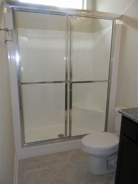 5 Fiberglass Shower Ilo Tub Essex Extras Pinterest Shower Door For Fiberglass Shower