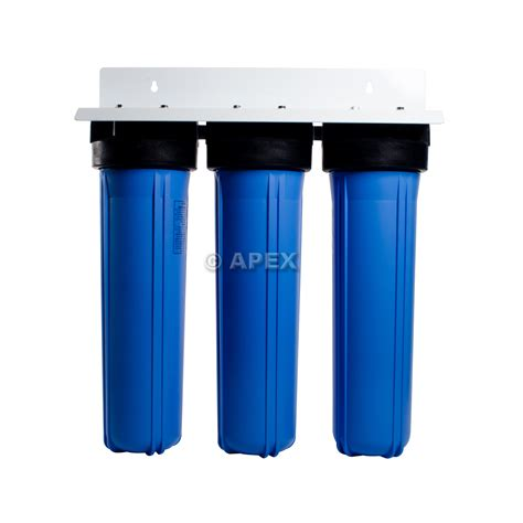 Whole House Water Filters by Apex Whole House Water Filtration System Water Filters