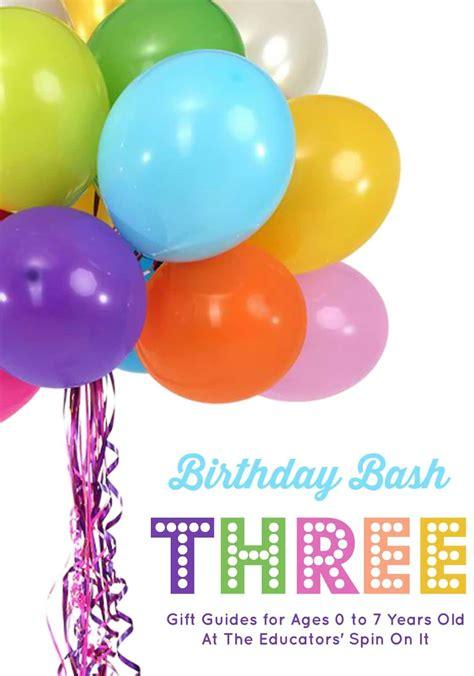 Ee  Birthday Ee    Ee  Gift Ee    Ee  Ideas Ee   For Three Years  Ee  Old Ee   The Educators