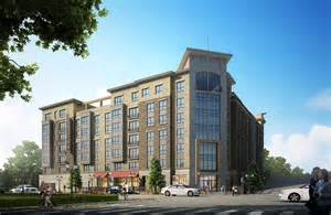 Gateway Apartments Hoboken Advance Begins Vertical Construction On Willow14 Real