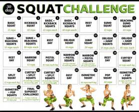 The ultimate 30 day squat challenge fitness magazine