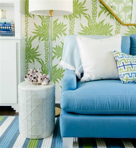 blue sofa decor ideas coastal decor ideas  interior
