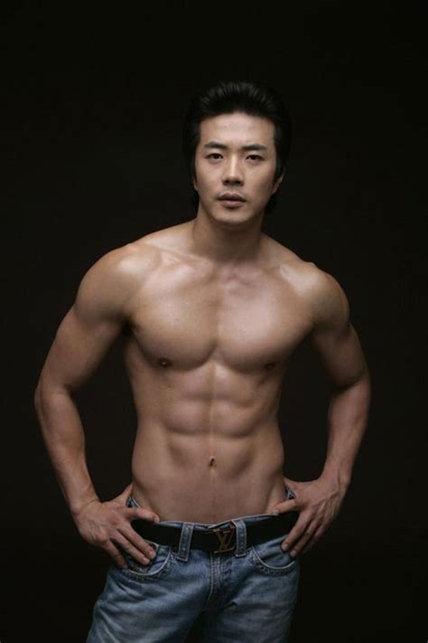 so ji sub ok taecyeon top 10 male actors with one punch man body daily k pop news