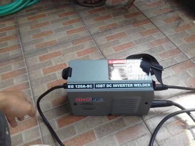 Mesin Las Hl Pro 120 inilah daftar harga mesin las listrik inverter terbaik