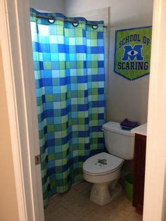 monster bathroom set gianni on pinterest batman birthday monster university