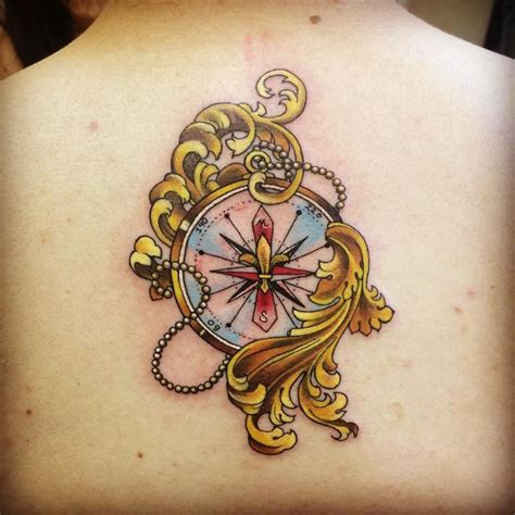 compass tattoo piece compass tattoo meaning and designs ideas