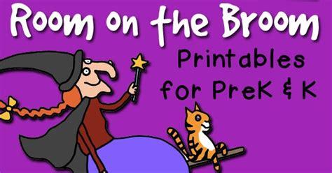 room on the broom free room on the broom printables for prek k totschooling toddler preschool kindergarten
