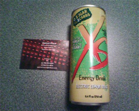 xs energy drink review ben s journal review xs energy drink electric lemon blast