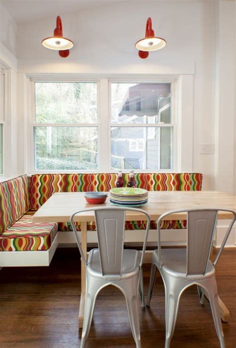 Colorful Gooseneck Lights Add Whimsy to Kitchen   Blog