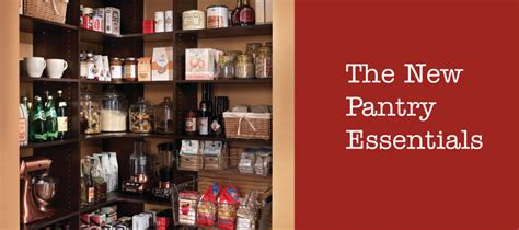 The Pantry New by Kitchen Set Up The New Pantry Essentials 2ndact Health Testing Services
